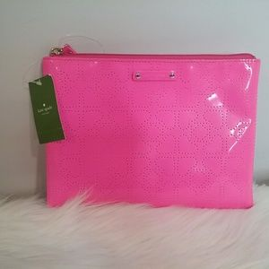Kate Spade Large Pouch Metro Spade NWT